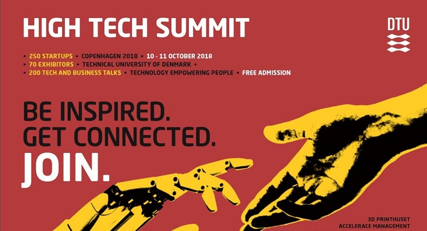 Pharma Score deltager på High Tech Summit på DTU den 10. – 11. oktober 2018
