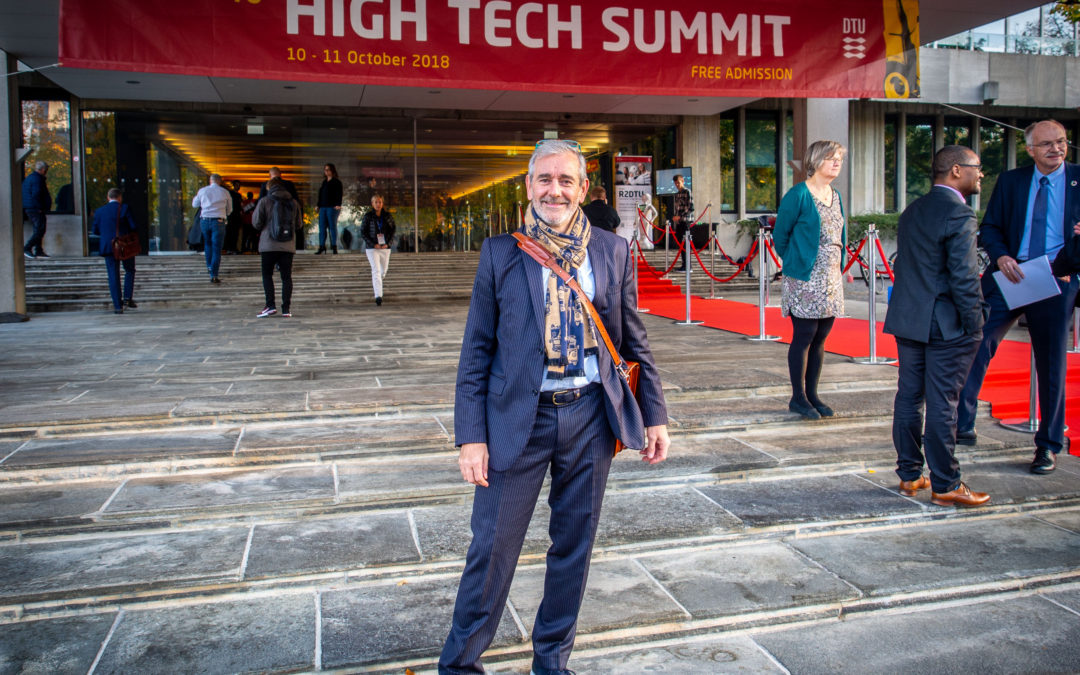 Resumé fra High Tech Summit på DTU den 10. – 11. oktober 2018
