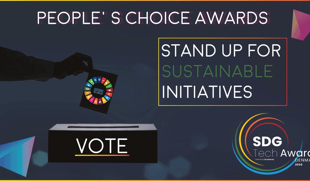 Pharma Score nomineret til SDG Tech Awards